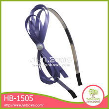 Women hair band plastic hair bands with teeth