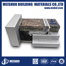 seismic floor expansion joint covers,rubber fill in(MSD-QSZ)