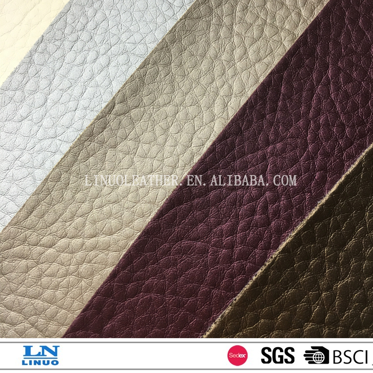 Factory direct Good price car leather for car seat cover mat leather