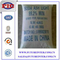 Sodium Carbonate Light Soda Ash Low Price Supplier