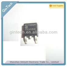 (Electronic Components) N-CHANNEL ENHANCEMENT MODE POWER MOSFET AP85T03GH