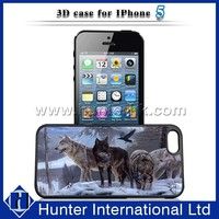 Big Discount 3D Protective Case For iPhone 5