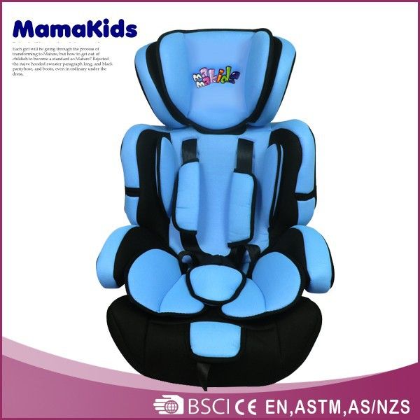 ECE R44/04 approved baby car seats convenient kids folding seat car