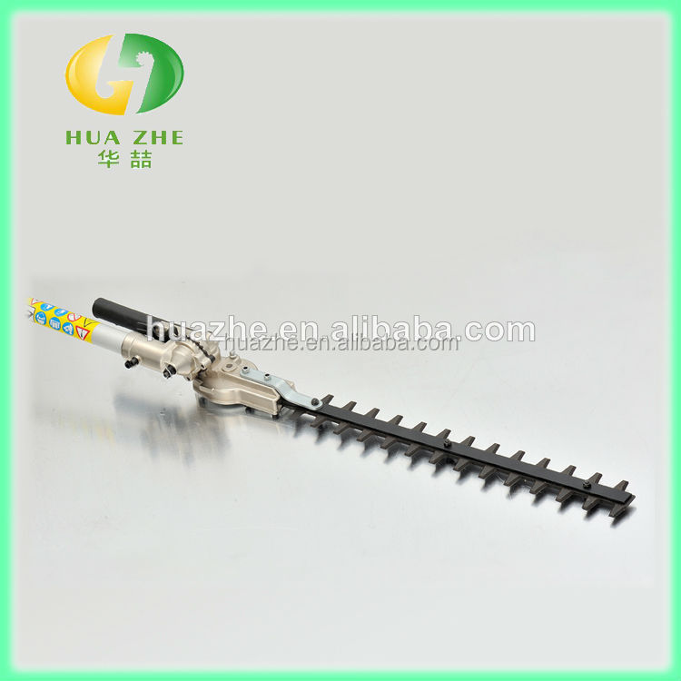 HZ-034 Top Sale Cheapest Stable Quality aluminium high reach mini hedge trimmer