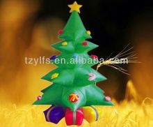 christmas inflatable tree /inflatable tree/air blown tree cartoon decorations