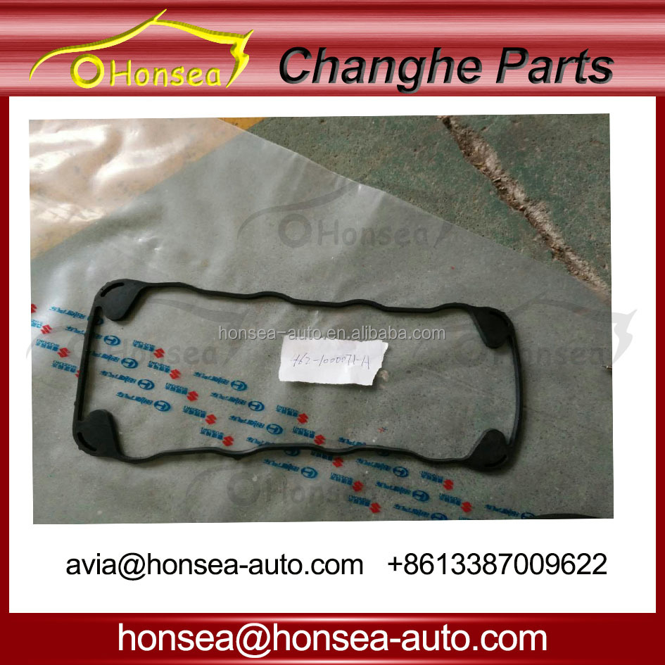 Original Changhe spare Parts CYLINDER HEAD COVER SEAL GASKET 462-1000071-A