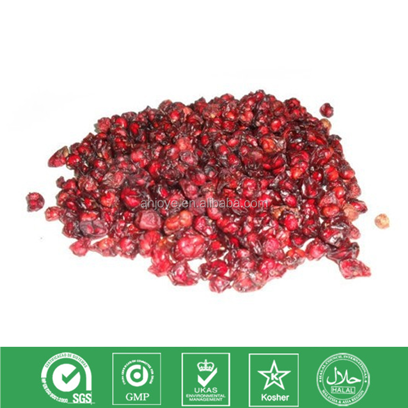 100% Natural high quality Herbal Extract Schisandra berry extract/ deoxyschizandrin/ Schizandrins A powder 5%
