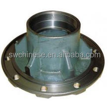 Customized HT250 iron casting hub