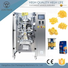 Automatic french fries packing machine