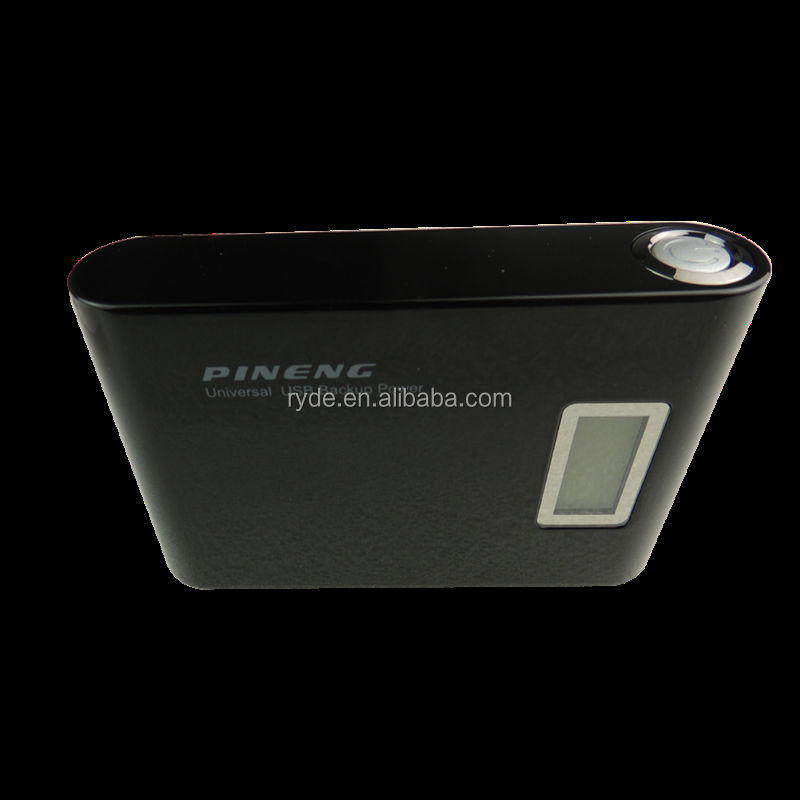 Smart 10000mAh portable power bank