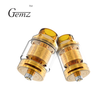 2018 Shenzhen Factory Hot Selling vape atomizer Rebuilding RTA Gemz Axis RTA 24mm Atomizer Tank Wholesale Price