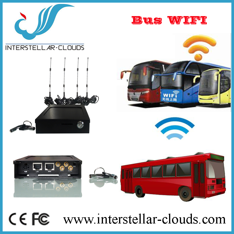 4G / LTE Car wifi Bus wifi Taxi Wireless Access Point / Router for Travel