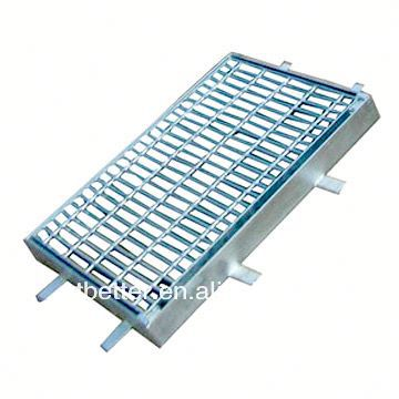 OEM galvanized steel grating production line