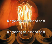Retro 40W St64 Carbon Filament Bulb
