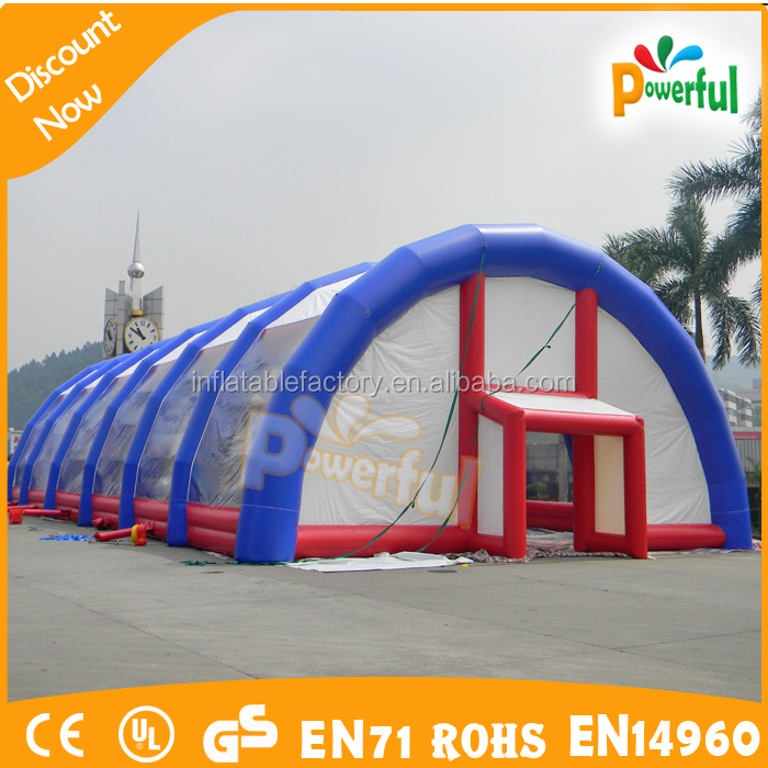new design largest and durable inflatable tent for car wash & new design largest and durable inflatable tent for car wash View ...