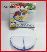 57530 Micro easy holder with pop-out microwave dishes