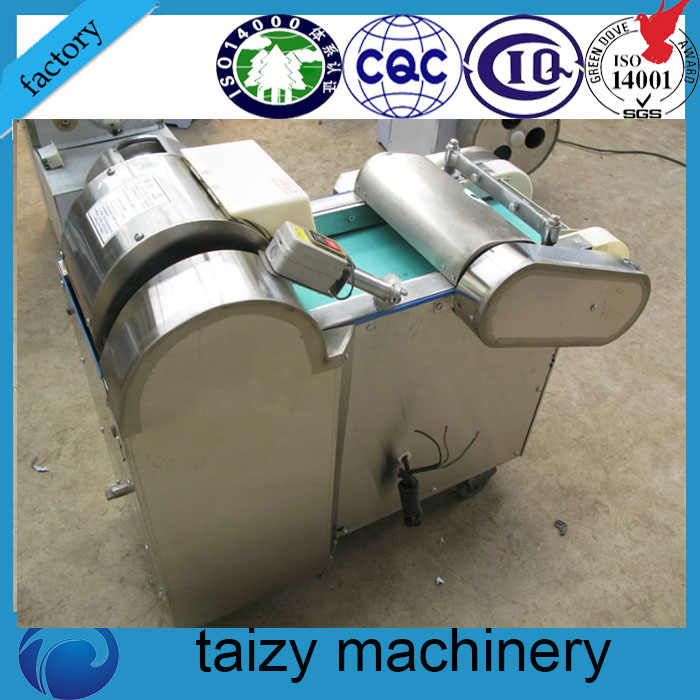 mini type machine vegetables and fruit dicer machine