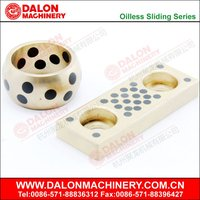 sintered bronze bearings
