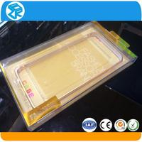 custom personalized plastic packaging box for cell phone case