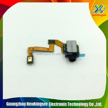 New ear Earphone Headphone Jack Audio Flex Cable With Microphone For Sony Xperia Z5