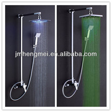 Amazing copper bath shower mixer hotel bathroom accessories