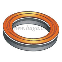 PU PTFE/Teflon Hydraulic Rod Stepped Seals