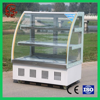 China Commercial display cabinet for cakes