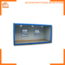 Export to Malaysia 20 ft double floor capsule hotel/sleep box/modern container house design from hebei baofeng