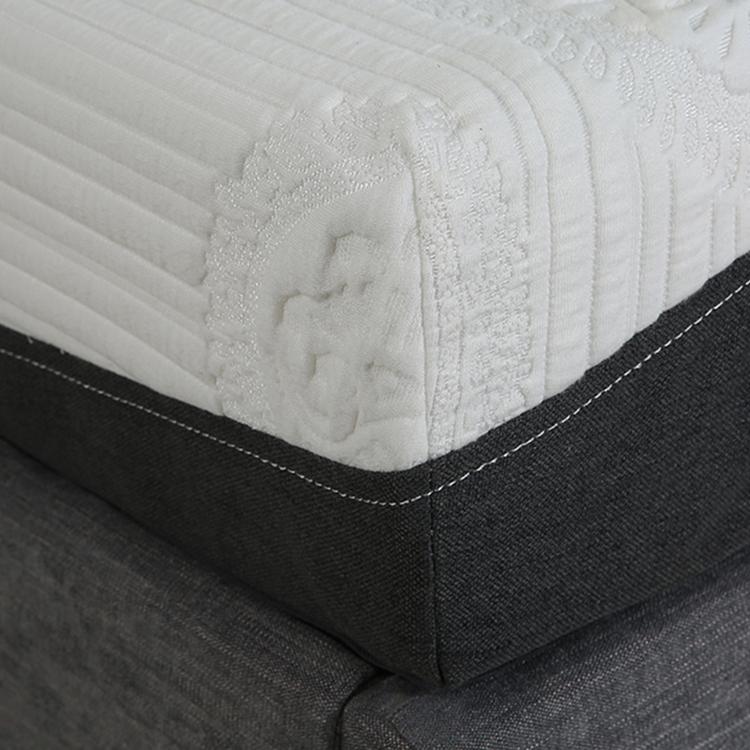 5 Pcs Sale 1633 1632 Pass 8' Vacuum Compressed Fireproof OEM foam hotel luxury pocket spring mattress - Jozy Mattress | Jozy.net