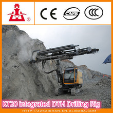 Model Ore Mining Drilling Rig for sales in South America Market