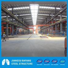 Steel Frame Factory Buildings, Workshop Building Steel Structure