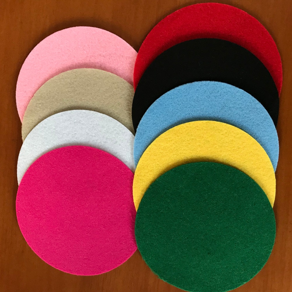 5MM Thick for Craft Decoration Needle Punched Nonwoven BSCI Certificate 600gsm Colorful Factories Polyester Felt