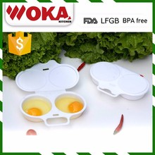 plastic chicken egg boiler convenience and portable egg boiler