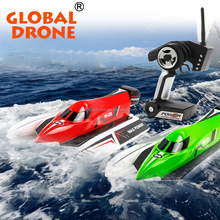 Wltoys WL915 45km/h F1 RC Boat for Fishing Brushless Motor Boat Electric Remote Control Racing Boat With Battery RTG VSBait Boa