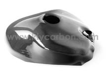 Motorcycle parts for Ducati Panigale 1199 carbon fiber tank lid cover