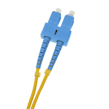 3 meter cable manufacturer <strong>network</strong> 9/125 sc-sc duplex sm fiber optic patch cord