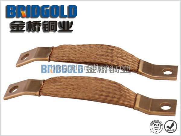 braid copper flexible connector