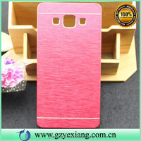 2016 newest fashion metal hard cover for Samsung galaxy note 3 aluminum bumper case