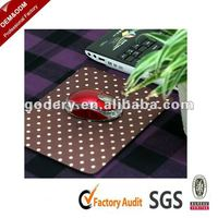 Promotional Neoprene mouse pad with logo printing