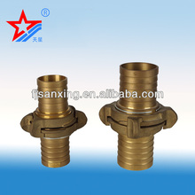 male and female fire hose coupling,BS fire hose couplings,water fire couplings in sanxing manufacturer