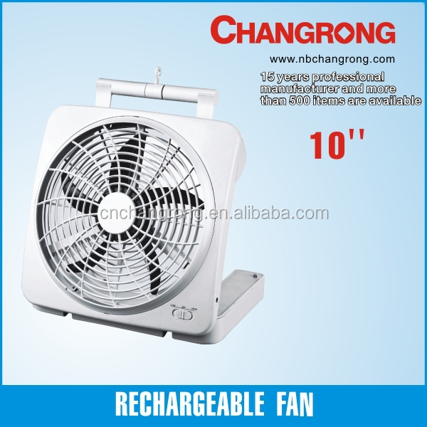 battery fan box fan CR-1002A