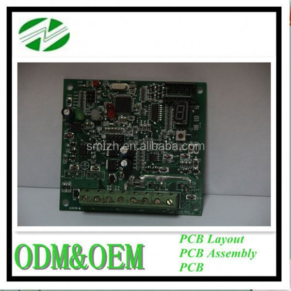 4 layers pcba SMD PCB Assembly building services training