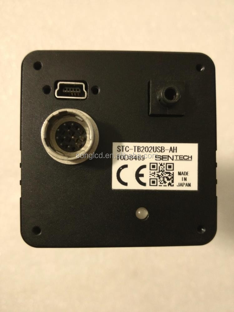 CCD Industrial camera SENTECH STC-TB202USB-AH 50mm 1:1.8 with warranty