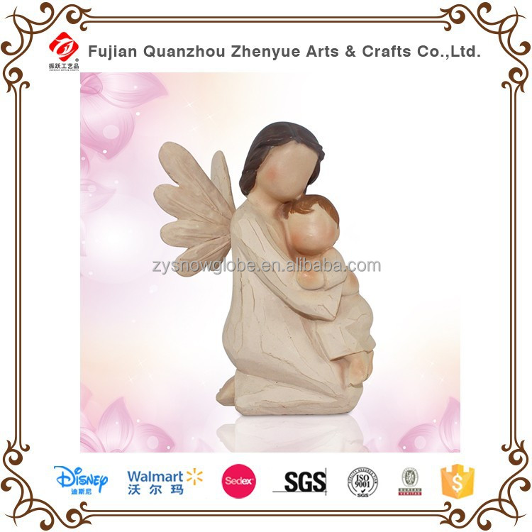 2015 love souvenir baby angel figurines