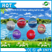 Guangzhou Top quality PVC/TPU Colorful inflatable jumbo water ball,inflatable water walking ball,transparent water walking ball