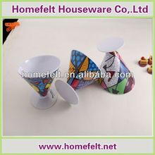 2014 New Style europe melamine cup with handle