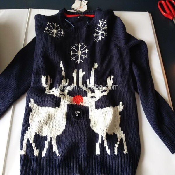 Christmas sweater wholesaler christmas pullover