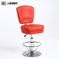 Modern Casino Stools Swivel Adjustable Casino Furniture For Sale Casino Chair