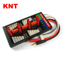HXT4.0mm Bullet Parallel Charging Board 40A ParaBoard with JST-XH (2-6S) for RC Lipo Charger