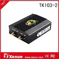 TK103-2 vehicle GPS tracker with online PC based GPS tracking system, GPS Vehicle tracker MOBILE phone locator